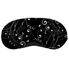 Floral Design Sleeping Masks