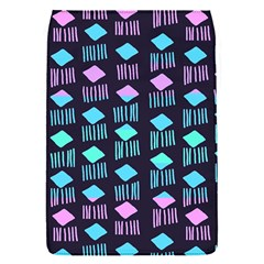 Polkadot Plaid Circle Line Pink Purple Blue Flap Covers (s)  by Mariart
