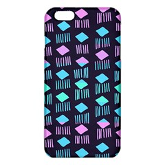 Polkadot Plaid Circle Line Pink Purple Blue Iphone 6 Plus/6s Plus Tpu Case by Mariart