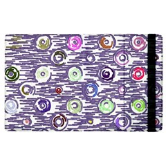 Painted Circles     Kindle Fire (1st Gen) Flip Case by LalyLauraFLM