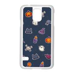 Kawaiieen Pattern Samsung Galaxy S5 Case (white)