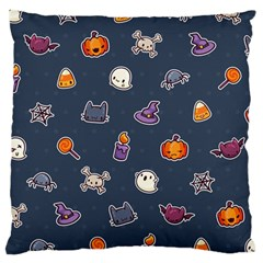 Kawaiieen Pattern Large Flano Cushion Case (two Sides) by Nexatart