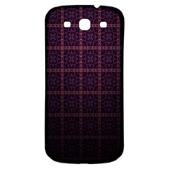 Best Pattern Wallpapers Samsung Galaxy S3 S Iii Classic Hardshell Back Case by Nexatart