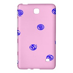 Star Space Balloon Moon Blue Pink Circle Round Polkadot Samsung Galaxy Tab 4 (7 ) Hardshell Case  by Mariart