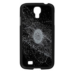 Space X Circle Line Black Samsung Galaxy S4 I9500/ I9505 Case (black) by Mariart