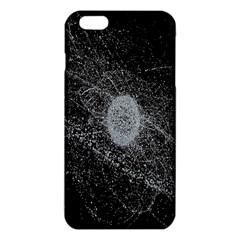 Space X Circle Line Black Iphone 6 Plus/6s Plus Tpu Case by Mariart