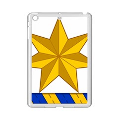 Star Yellow Blue Ipad Mini 2 Enamel Coated Cases by Mariart