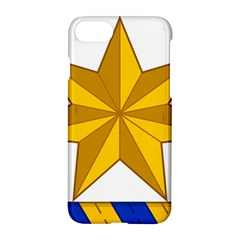Star Yellow Blue Apple Iphone 7 Hardshell Case by Mariart
