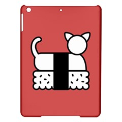 Sushi Cat Japanese Food Ipad Air Hardshell Cases by Mariart