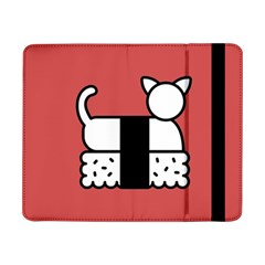 Sushi Cat Japanese Food Samsung Galaxy Tab Pro 8 4  Flip Case by Mariart