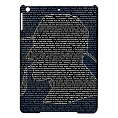 Sherlock Quotes Ipad Air Hardshell Cases by Mariart
