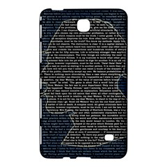 Sherlock Quotes Samsung Galaxy Tab 4 (7 ) Hardshell Case  by Mariart