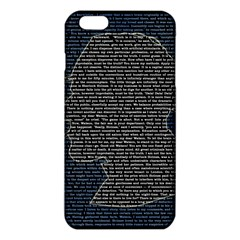 Sherlock Quotes Iphone 6 Plus/6s Plus Tpu Case by Mariart