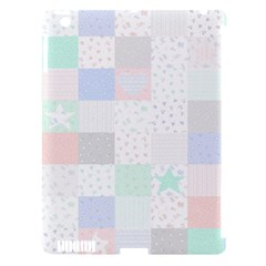 Sweet Dreams Rag Quilt Apple Ipad 3/4 Hardshell Case (compatible With Smart Cover) by Mariart