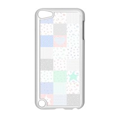 Sweet Dreams Rag Quilt Apple Ipod Touch 5 Case (white) by Mariart