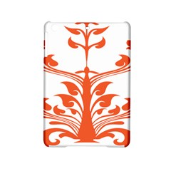 Tree Leaf Flower Orange Sexy Star Ipad Mini 2 Hardshell Cases by Mariart