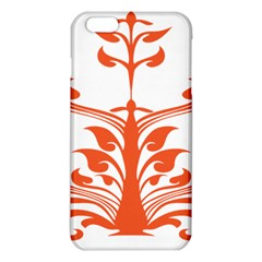 Tree Leaf Flower Orange Sexy Star Iphone 6 Plus/6s Plus Tpu Case by Mariart
