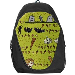 Horror Vampire Kawaii Backpack Bag by Nexatart