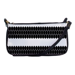 Wasp Bee Hive Black Animals Shoulder Clutch Bags