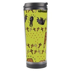 Horror Vampire Kawaii Travel Tumbler