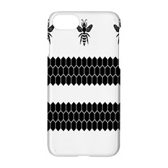 Wasp Bee Hive Black Animals Apple Iphone 7 Hardshell Case by Mariart