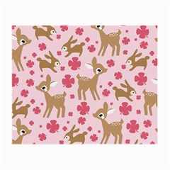 Preety Deer Cute Small Glasses Cloth by Nexatart