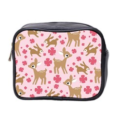 Preety Deer Cute Mini Toiletries Bag 2 Side by Nexatart