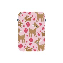 Preety Deer Cute Apple Ipad Mini Protective Soft Cases by Nexatart