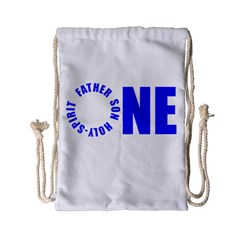 One Drawstring Bag (small) by 1bodyinchrist
