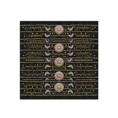 Pearls And Hearts Of Love In Harmony Satin Bandana Scarf by pepitasart