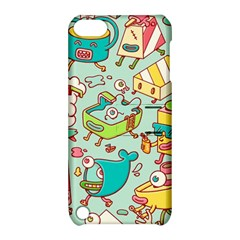 Summer Up Pattern Apple Ipod Touch 5 Hardshell Case With Stand by Nexatart