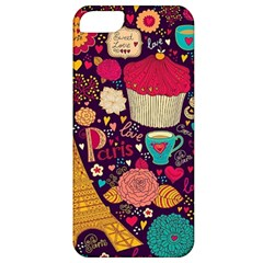 Cute Colorful Doodles Colorful Cute Doodle Paris Apple Iphone 5 Classic Hardshell Case by Nexatart