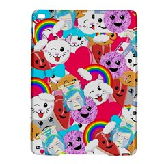 Cute Cartoon Pattern Ipad Air 2 Hardshell Cases by Nexatart