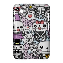 Kawaii Graffiti And Cute Doodles Samsung Galaxy Tab 2 (7 ) P3100 Hardshell Case  by Nexatart