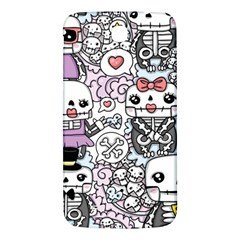 Kawaii Graffiti And Cute Doodles Samsung Galaxy Mega I9200 Hardshell Back Case by Nexatart