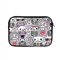 Kawaii Graffiti And Cute Doodles Apple Macbook Pro 15  Zipper Case by Nexatart
