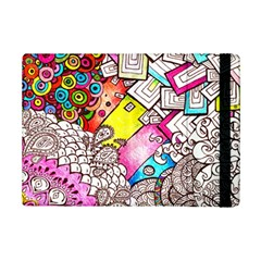 Beautiful Colorful Doodle Ipad Mini 2 Flip Cases by Nexatart