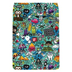 Colorful Drawings Pattern Flap Covers (s)