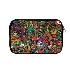 Monsters Colorful Doodle Apple Macbook Pro 13  Zipper Case by Nexatart