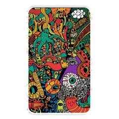 Monsters Colorful Doodle Memory Card Reader by Nexatart