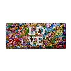 Doodle Art Love Doodles Cosmetic Storage Cases