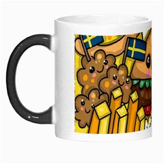 Cute Food Wallpaper Picture Morph Mugs by Nexatart