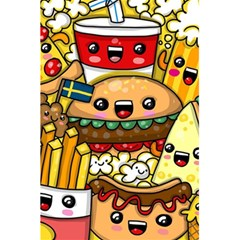 Cute Food Wallpaper Picture 5 5  X 8 5  Notebooks by Nexatart