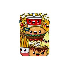 Cute Food Wallpaper Picture Apple Ipad Mini Protective Soft Cases by Nexatart