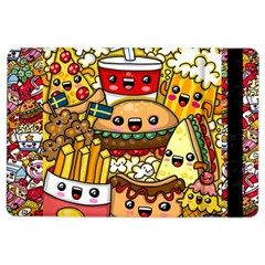 Cute Food Wallpaper Picture Ipad Air 2 Flip by Nexatart