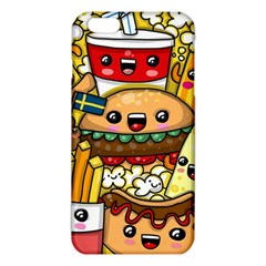 Cute Food Wallpaper Picture Iphone 6 Plus/6s Plus Tpu Case by Nexatart
