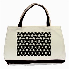 Star Egypt Pattern Basic Tote Bag