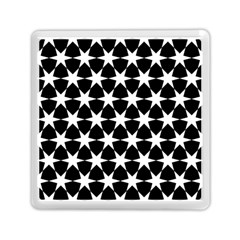 Star Egypt Pattern Memory Card Reader (square)  by Nexatart