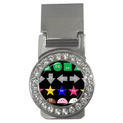 Cute Symbol Money Clips (cz)  by Nexatart