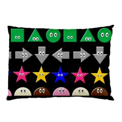 Cute Symbol Pillow Case